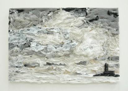 Plastlandskap III_30x45cm (såld)